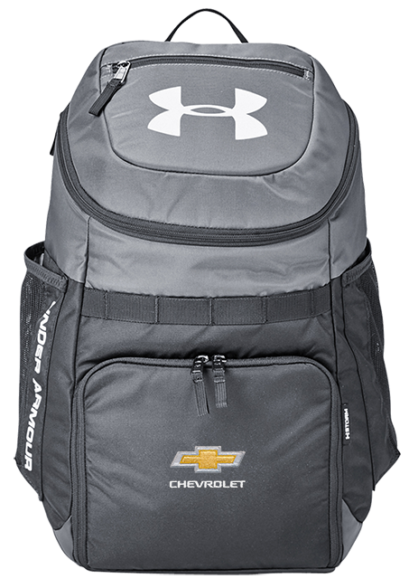 4065a9353a8 Grey Under Armour Backpack: Cruisin Sports