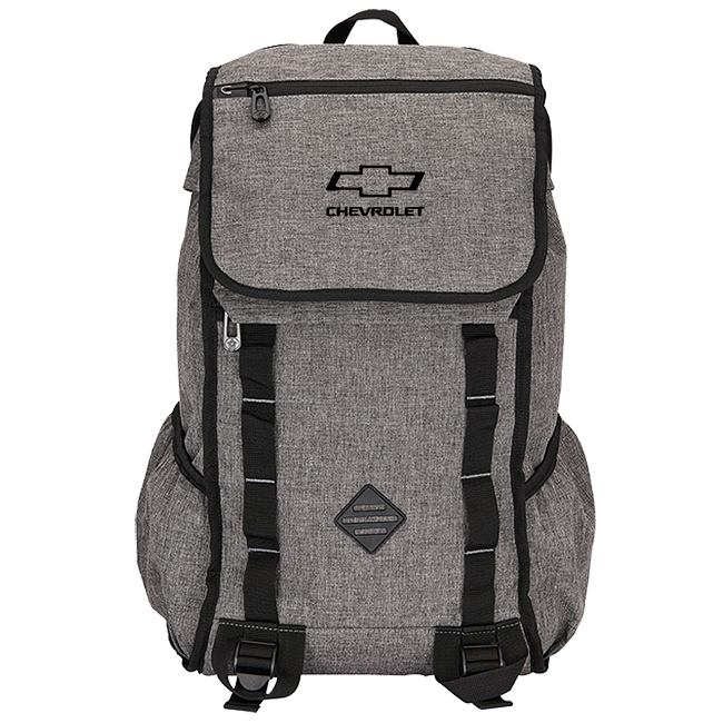 ad443383344 Grey Computer Backpack: Cruisin Sports