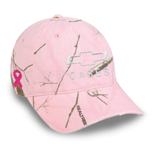 Pink Camo Breast Cancer Awareness Hat