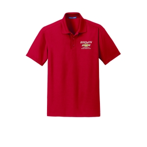 Dealer Personalized Performance Polo Red