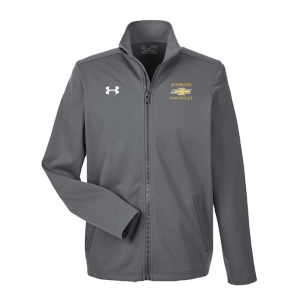 Dealer Personalized Under Armour Graphite Team Jacket
