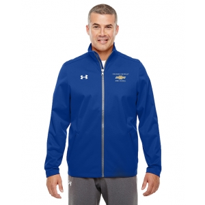 Dealer Personalized Under Armour Royal Team Jacket