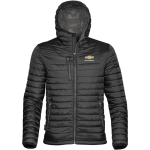 Black/Charcoal Gravity Thermal Jacket