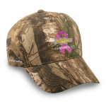 Realtree Camo Breast Cancer Awareness Hat