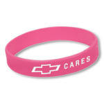 Pink Breast Cancer Awareness Arm Bands