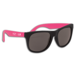Pink Breast Cancer Awareness Two-Tone Sunglasses