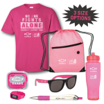 Breast Cancer Awareness Activation Value Kit