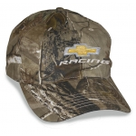Camo Big Head Cap® with Gold Bowtie Racing