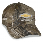 Camo Big Head Cap® with Gold Bowtie Chevrolet