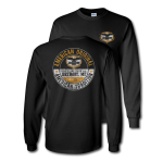 Black American Original Seal Long Sleeve T-Shirt
