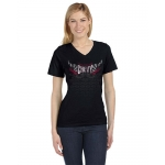 Ladies Live Fast Drive Hard T-Shirt