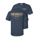 Blue Dusk American Original Motor City T-Shirt