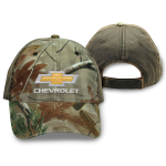 Camo Oil Rubbed Realtree with Gold Bowtie