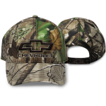 Realtree Camo Hat with Open Bowtie