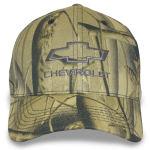 Camo Hat with Open Bowtie