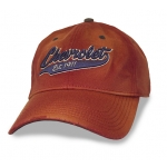 Cardinal Heavy Wash Chevy Est 1911 Hat