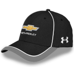 Under Armour Chevrolet Cap Black/White M/L