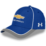 Under Armour Chevrolet Cap Royal/White M/L
