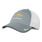 NIKE Mesh Cap w/GBT Chevy Cool Grey/White M/L