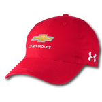 Under Armour Cardinal Red Chevrolet Cap Buckle