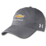 Under Armour Graphite Chevrolet Cap Buckle
