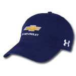 Under Armour Midnight Navy Chevrolet Cap Buckle