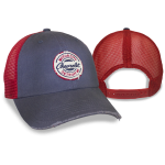 Navy/Red Mesh Motor City Chevrolet Cap