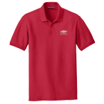 Red Core Classic Pique Polo