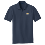 River Blue Navy Core Classic Pique Polo