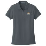 Ladies Graphite Core Classic Pique Polo