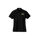 Ladies Chevy Black Polo