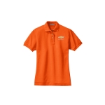 Ladies Chevy Orange Polo