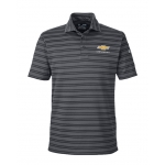 Under Armour Stripe Polo Graphite w/GBT Chevrolet