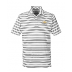 Under Armour Stripe Polo White w/GBT Chevrolet