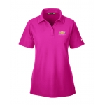 Ladies Under Armour Perf Polo Tropic Pink w/GBT Chevrolet