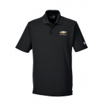 Under Armour Performance Polo Black w/GBT Chevrolet