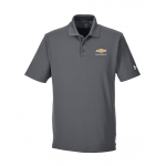 Under Armour Performance Polo Graphite w/GBT Chevrolet