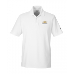 Under Armour Performance Polo White w/GBT Chevrolet