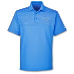 Under Armour Blue Playoff Block Polo