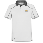 White Stormtech Crossover Polo