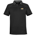 Black Stormtech Crossover Polo