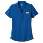 Women's Force Blue Ogio Limit Polo