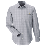 Graphite Plaid Button Up