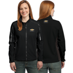 Ladies Chevrolet Softshell Jacket
