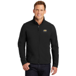 Black Soft Shell Chevrolet Jacket