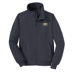 Grey Chevrolet Charger Jacket