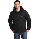 Black Chevrolet Vortex Waterproof 3-In-1 Jacket