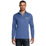 Optic Blue OGIO 1/4 Zip Wicking Pullover Jacket