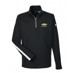 Under Armour Black Chevrolet Qualifier 1/4 Zip