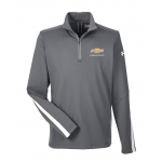 Under Armour Graphite Chevrolet Qualifier 1/4 Zip